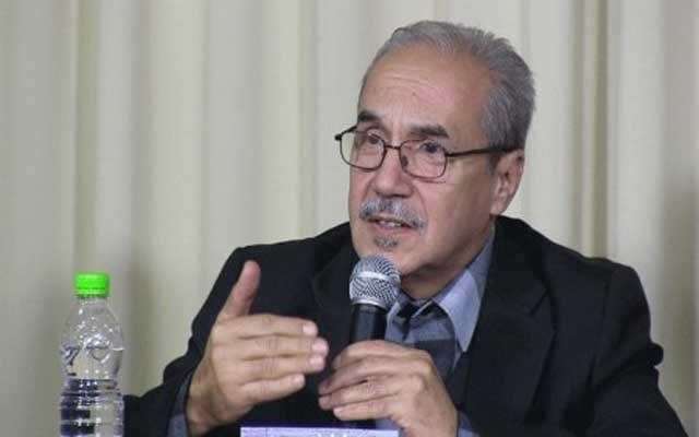 علي بوطوالة الكاتب العام لحزب الطليعة الديمقراطي الاشتراكي المغربي المعارض
