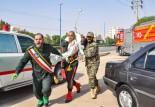 طهران تتهم دول جوار وأميركا وبوتين يعزيها