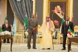 اتفاقية جدة تسدل الستار على التوتر المزمن بين اريتريا واثيوبيا
