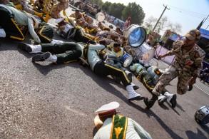 هجوم الأهواز تم خلال عرض عسكري