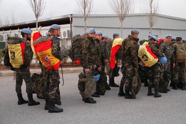 وحدات من الجيش الإسباني شاركت في الاستعراض العسكري في مليلية