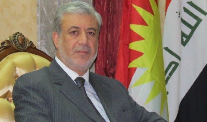 بشير توفيق الحداد النائب الثاني لرئيس مجلس النواب العراقي