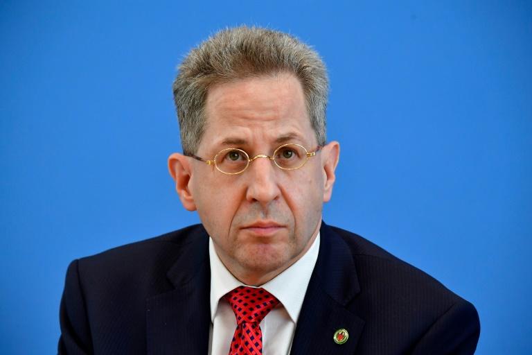 رئيس الاستخبارات الداخلية هانس غيورغ ماسن