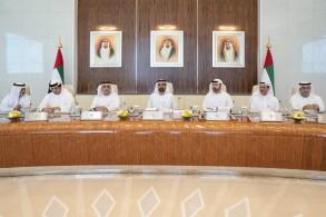 مجلس الوزراء الإماراتي منعقدا