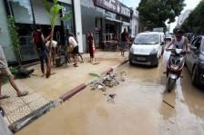 مقتل 4 أشخاص إثر أغزر أمطار تجتاح تونس خلال 20 عاما