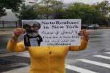 غاضبون يواجهون روحاني في نيويورك: أطردوا