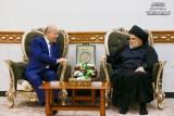 الأكراد يتنافسون على دعم الصدر لمرشحيهم للرئاسة