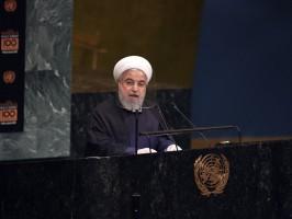الرئيس الإيراني في الأمم المتحدة
