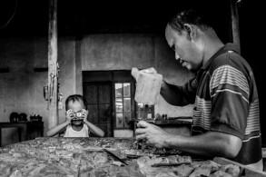 صورة المصور الإندونيسي