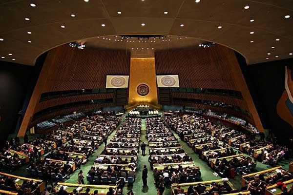 الجمعية العامة للأمم المتحدة تفتتح اليوم