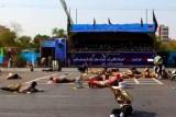 طهران تكشف هوية مهاجمي العرض العسكري