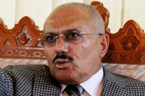 الرئيس اليمني الراحل علي عبدالله صالح