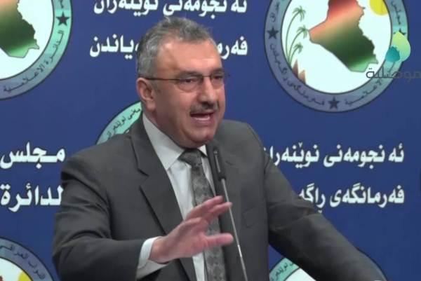 النائب العراقي فائق الشيخ علي
