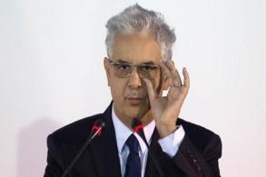 نزار بركة الامين العام لحزب الاستقلال