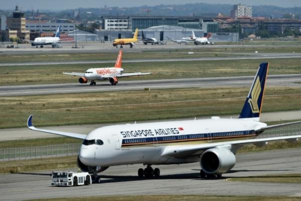 طائرة تابعة لشركة