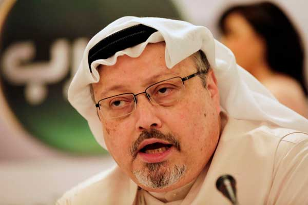 لا يزال مصير الصحافي جمال خاشقجي مجهولًا حتى الساعة