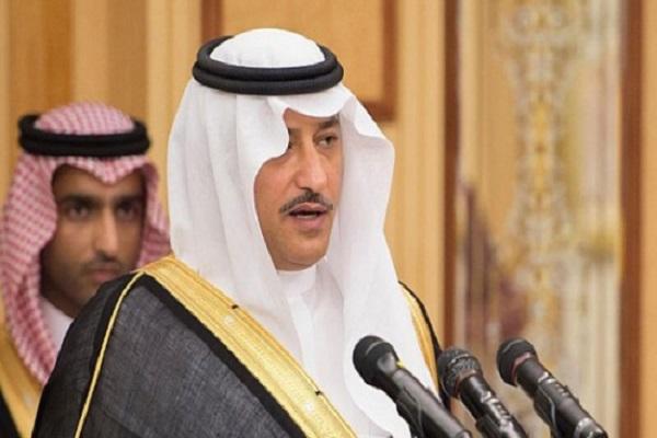 السفير الأمير خالد بن فيصل بن تركي
