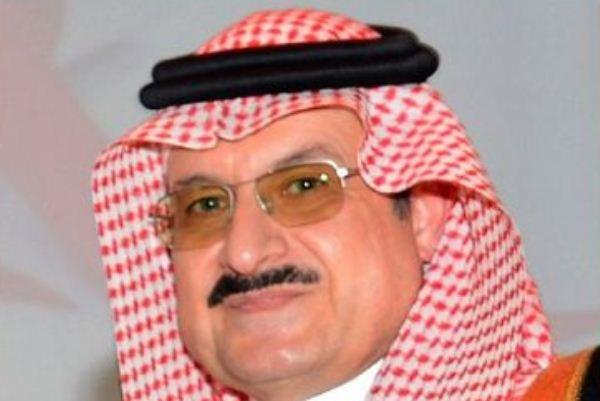 السفير السعودي في لندن محمد بن نواف