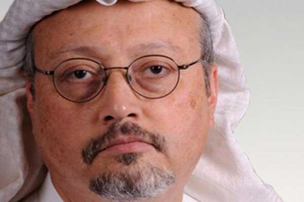 الكاتب الصحافي جمال خاشقجي