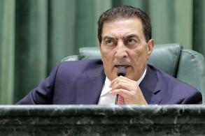 عاطف الطراونة رئيس مجلس النواب الأردني