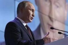 بوتين: نرفض «تخريب العلاقة مع الرياض»