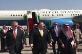 بومبيو يصل إلى الرياض لبحث قضية اختفاء خاشقجي
