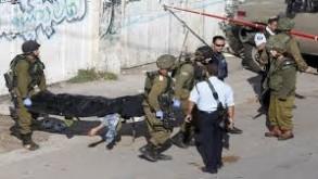 مقتل فلسطيني برصاص الجيش الإسرائيلي بعد محاولته طعن جندي في الضفة