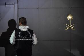 مجقق تركي يهم بدخول مقر القنصلية السعودية في اسطنبول