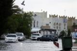 فيضانات تجتاح قطر
