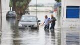 بالصور: فيضانات قوية تقتل 5 أشخاص في تونس