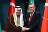 الملك سلمان وأردوغان: اتفاق على مواصلة التحقيق في وفاة خاشقجي