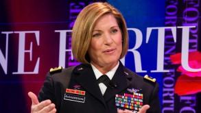 الجنرال لورا ريتشاردسون