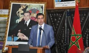 محمد عبد النبوي النائب العام لدى محكمة النقض ورئيس النيابة العامة بالمغرب