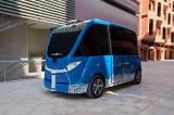 اعتماد أول مركبة ذاتية القيادة في مدينة مصدر