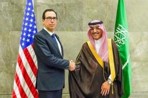 الرياض وواشنطن تؤكدان أهمية العلاقات الاقتصادية المتطورة بينهما
