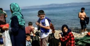 مصرع شخصين في غرق مركب مهاجرين قبالة تركيا