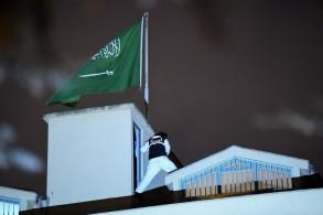 محقق تركي في مقر القنصلية السعودية في اسطنبول