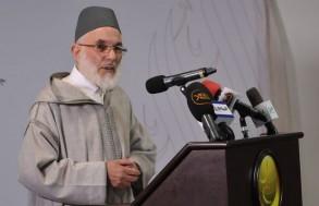 محمد عبادي امين عام جماعة العدل والاحسان