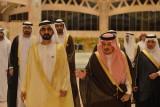 محمد بن راشد في الرياض للمشاركة في منتدى مبادرة الاستثمار