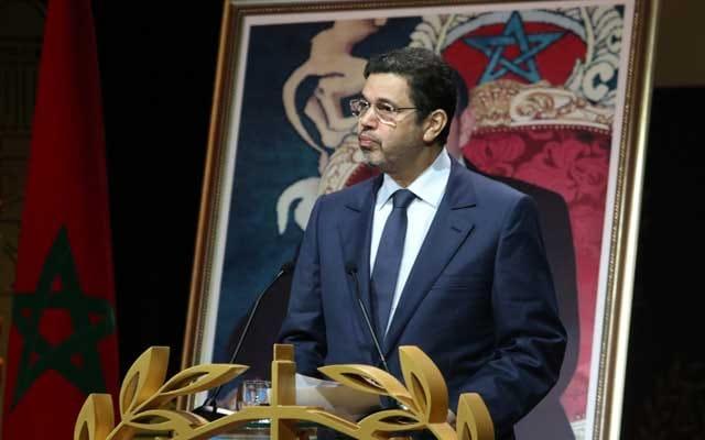 محمد عبد النباوي رئيس النيابة العامة بالمغرب