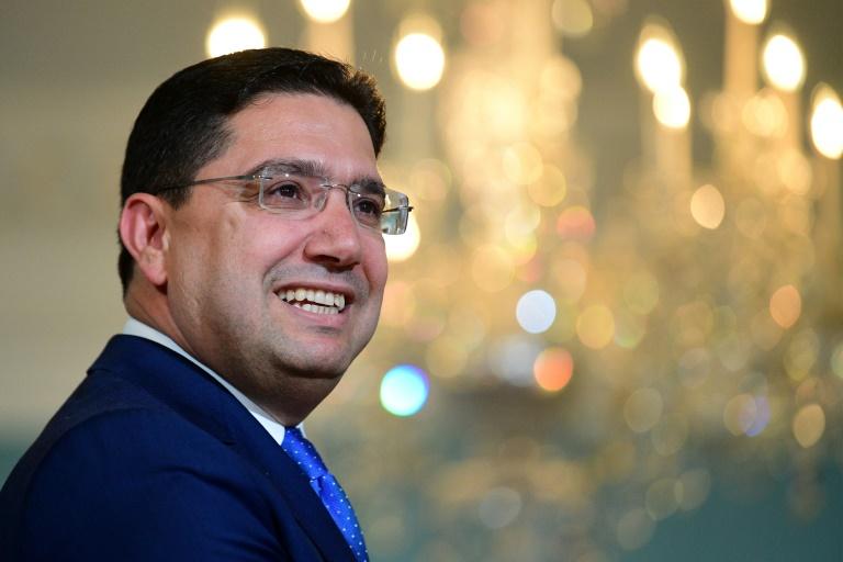 وزير خارجية المغرب ناصر بوريطة