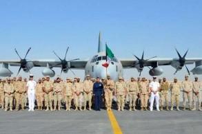 مصر تستضيف كبرى التدريبات العربية المشتركة بالمنطقة