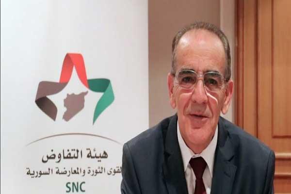 الدكتور يحيى العريضي المتحدث الرسمي باسم الهيئة السورية للتفاوض