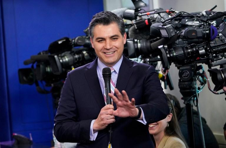 الصحافي جيم أكوستا