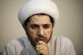 زعيم المعارضة الشيعية في البحرين الشيخ علي سلمان