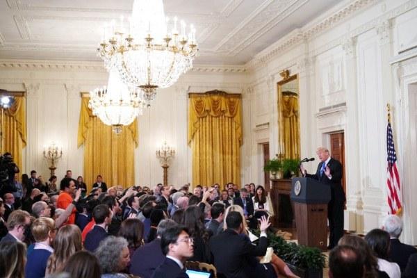 الرئيس الأميركي دونالد ترمب