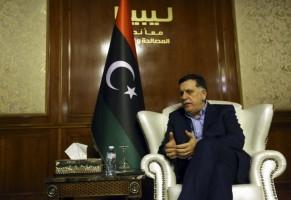 ئيس حكومة الوفاق الليبية فايز السراج