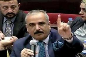 النائب عن الموصل أحمد عبد الله الجبوري