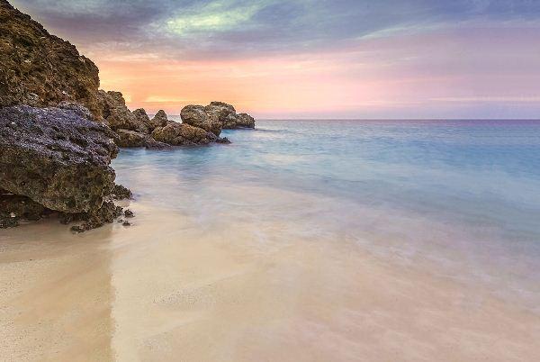 صورة من جزيرة فرسان في السعودية