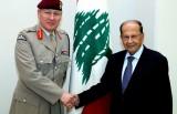 لندن تؤكد الدعم والصداقة للجيش اللبناني